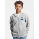 Kids-Zipper Kapuzenjacke UNISEX - 100% Biobaumwolle