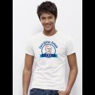 Herren T-Shirt - 100% Biobaumwolle (Gr. XS-XXXL) weiß