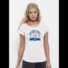 Damen T-Shirt - 100% Biobaumwolle (Gr. XS-XXL) weiß